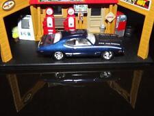 2009-1969 PONTIAC THE JUDGE GTO WITH RUBBER TIRES & 5 SPOKE CHROME  MAG WHEELS!