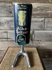 Vintage Alka-Seltzer Counter Top Dispenser