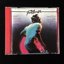 Footloose ♫ CD 1984 KENNY LOGGINS, ANN WILSON & MIKE RENO, BONNIE TYLER, AUSTRIA