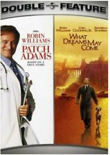 Patch Adams / What Dreams May Come (Bilingual) DVD *NEW**