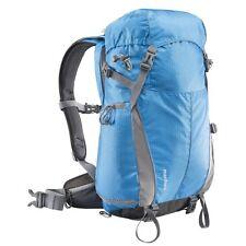 Mantona Elements Outdoor Rucksack inkl. Fototasche 2in1 Blau ! Fotorucksack