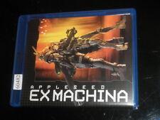 Appleseed: Ex Machina Blu-ray Disc, 2008, Anime