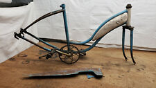Antique Vintage Girls Schwinn Bike Frame