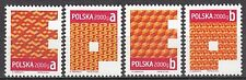 POLAND 2013 **MNH SC# Stamps in Circulation - Dimension in Priority and Economic