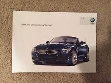 2009 BMW Full Line Sales Brochure, M, 3, 5, 6, 7