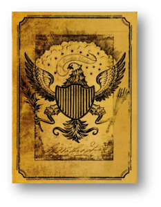 Rise Of A Nation (Standard Edition) Playing Cards Poker Cardistry
