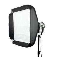 100W LED Fresnel Light with 60CM Softbox and Fabric Grid