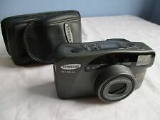 Vintage 35mm Panoramic Camera – Samsung Panorama Slim Zoom 115s