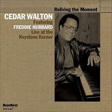 Cedar Walton - Reliving the Moment [New CD]