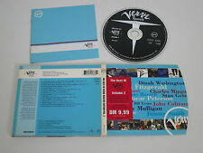 VARIOUS ARTISTS/THE BEST OF VERVE MASTER EDITION VOL.2(VERVE 545 337-/UNIVERSAL