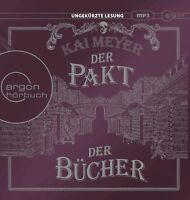 SIMON JÄGER - DER PAKT DER BÜCHER  2 MP3 CD NEW