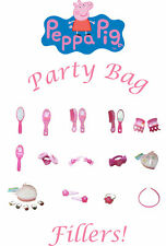 Peppa Pig Party Bag Filler Mix Children gift birthday