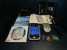 Dell Axim X50v Windows Mobile Mini Handheld Pda with Dell Bluetooth Gps Bt-309