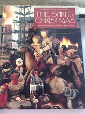 Spirit of Christmas: Creative Holiday Ideas Book Five  (1991, Hardcover)