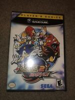 Sonic Adventure 2 Battle & Mario Kart Double Dash!! Not working/for parts TESTED