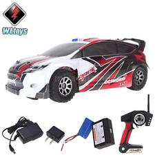 Wltoys A949 RC Car 1:18 1/18 Scale 2.4Gh RTR 4WD Rally Car RED 5CX8