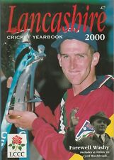 Lancashire County Cricket Club Yearbook 2000