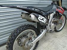 Honda CRF450R Motocross