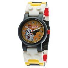 STAR WARS Storm Trooper LEGO watch **FREE SHIPPING** (11 QTY)