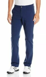 $80 Under Armour Match Play Golf Pants Men's Size 32/32 Blue 1248089-408 NWT