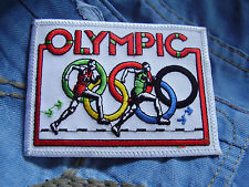Aufnäher Applikation Olympia Olympiade passend zu Tokio 2020