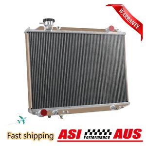 Aluminum Radiator For FORD COURIER PD/PE/PG/PH 2.6 PETROL 1996-2006;RANGER PJ/PK