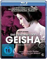 Das Geheimnis der Geisha [Blu-ray] von Schroeder, Ba...   DVD   Zustand sehr gut