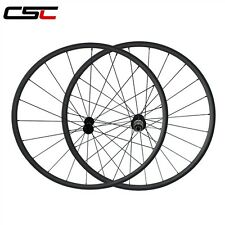 CSC Only 1270g Ultra Light carbon wheels 24mm clincher carbon bike road wheels