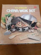 Wok Set 11-teilig