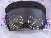BMW   3 SERIES  Diesel Speedo clocks Active Cruise speedometer E90 E91 E92 E93