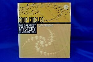 1999 SIGNED COPY CROP CIRCLES THE GREATEST MYSTERY OF MODERN TIMES LUCY PRINGLE