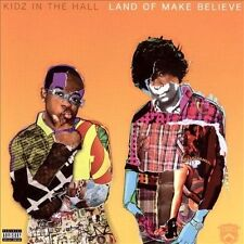 Land of Make Believe [PA] by Kidz in the Hall (CD, Mar-2010, Duck Down...