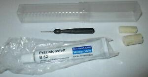 Dr.Tillwich Lokfett B52 Präzisionsfett für Modelleisenbahn - Set m.Ölgeber *NEU*