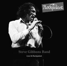 STEVE GIBBONS BAND - LIVE AT ROCKPALAST  CD NEU