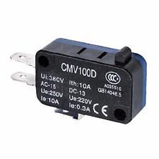 Micro Interruttore Switch Serie CMV Plastica 1NO+NC 10A 250V| 3X CNTD-CMV-100-D