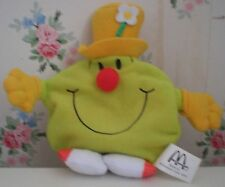 McDonald's MR. Funny and Little Miss Fun reversible soft toy