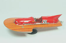 Ferrari Arno racing hydroplane PM 1:43 built by Monza Models