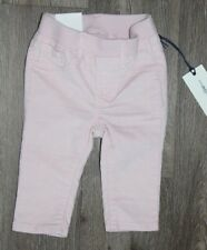 BABY GAP *NWT* BABY GIRL My first legging jean Pink Corduroy 3-6 Months