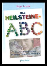 """Buch """"Das Heilsteine ABC"""" Kaya Lemke Heilkunde Kinder Lernbuch Spielen Lesealter"""
