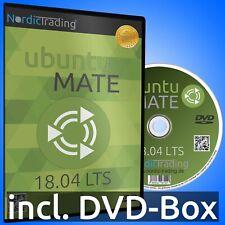 Ubuntu MATE 18.04.3 LTS DVD Linux Betriebssystem Markenware