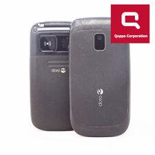Doro PhoneEasy 612-Negro (Desbloqueado) Teléfono Móvil Senior-grado C-Rápido P&P