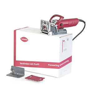 Lamello Nutfräsmaschine Classic X im Karton für Flachdübel