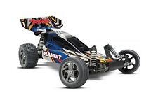 Traxxas Bandit VXL Brushless Buggy Blue