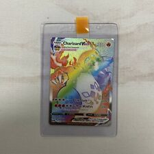 Pokemon Champions Path Charizard VMAX Rainbow Secret Rare 74/73 - PSA 10?