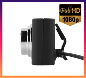HD USB Webcam Camera 5 MP Webcam HD Web Computer Camera Without Mic black color