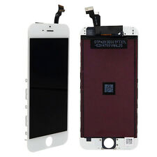 White LCD Display + Touch Screen Digitizer Assembly Replacement for iPhone 6 US