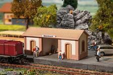 Faller 110086 échelle H0,Point d'arrêt Steinbach,Miniatures Kit de montage 1:87