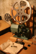 Soviet ussr russia  Kinap Mobile 16mm Movie Projector UKRAINA 5 with lens FULL
