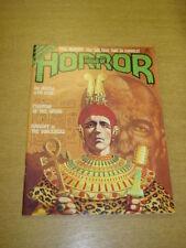 Horror & Monster July Magazines