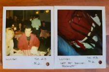 SUPER MARIO BROS Hollywood Movie Original Photos DAISY & LUIGI, Date Restaurant